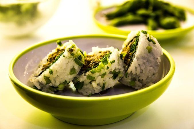 Reis und fleischlose Kost sind zwei Grundpfeiler einer ayurvedischen Entschlackungskur.